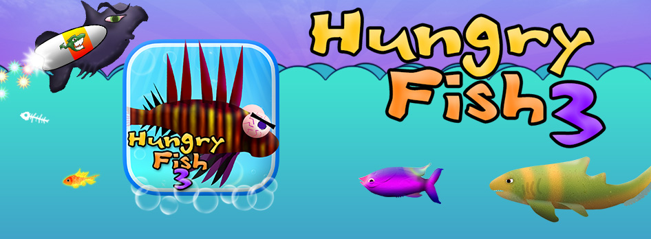 Get Hungry Fish 3!